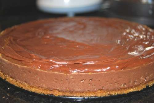 The-nutella-Cheesecake