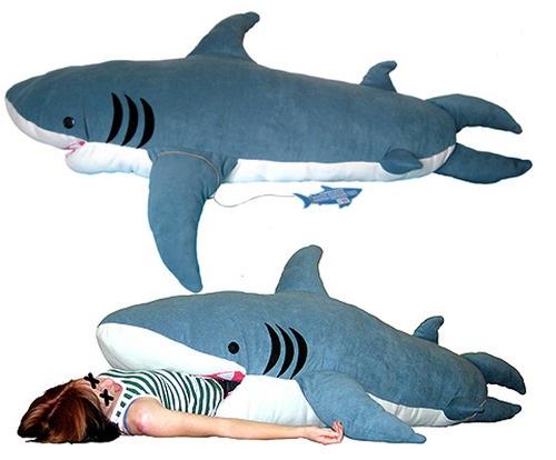 Sharksleepingbag